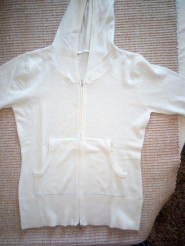Košulje i bluze | Cacak: Lagana duks-bluzica u odličnom stanju,bež boje