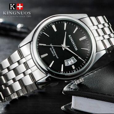 НАРУЧНЫЕ часы бренд: kingnuosводонепроницаемый стиль часов