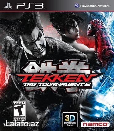 Bakı şəhərində Tekken (ps3)