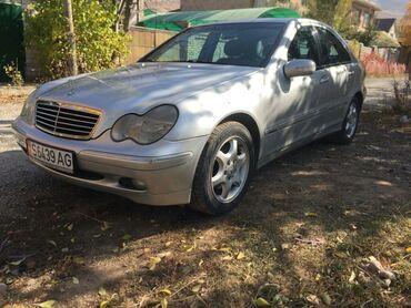 дешевые автомобили в бишкеке в Кыргызстан: Mercedes-Benz C 240 2.6 л. 2002 | 300 км