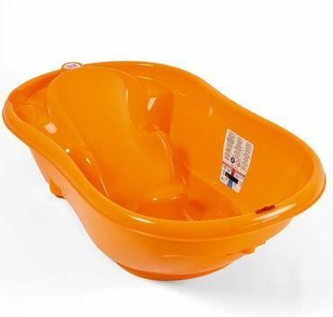 mövsümi uşaq çəkmələri - Azərbaycan: Zippy детская ванна с термометром. Новая. Цвет как на картинке