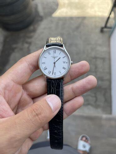 купи продай бишкек в Кыргызстан: Продаю часы longines original  Покупал в Дубае  Были куплены за 4200 д