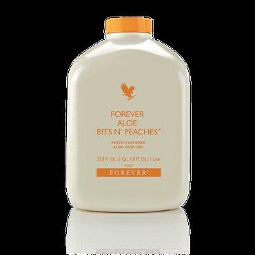 Алоэ сок + персик - бул сокто калий коп, ошондуктан коздун коруусун