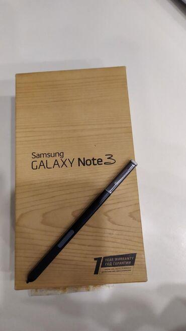 Samsung note 3 б у - Азербайджан: Б/у Samsung Galaxy Note 3 32 ГБ Черный