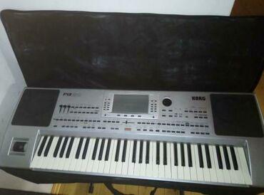 korg pa 80 - Azərbaycan: Korg pa 80 sintezatoru. Kamil setdir bütün ritmləri var. Problemi