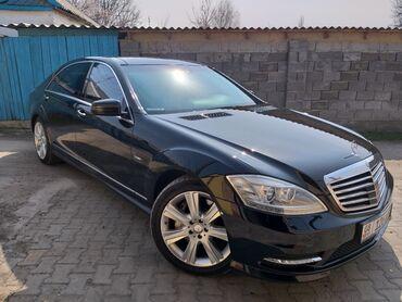 Mercedes-Benz S-Class 4.7 л. 2011 | 90000 км