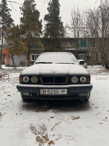 сколько стоит шины в Кыргызстан: BMW 5 series 2.5 л. 1994