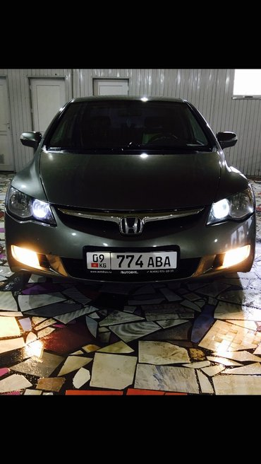 Honda Civic 2008 в Балыкчы