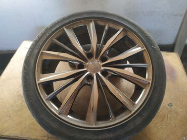 шины 18570 r14 в Кыргызстан: От Тойота диски+ шины