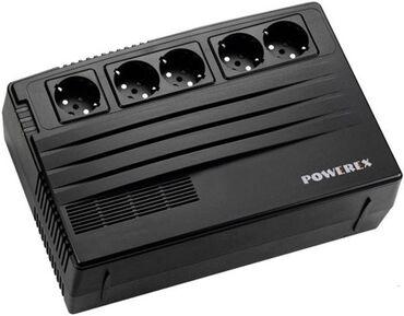 аккумуляторы для ибп 33 а ч в Кыргызстан: Интерактивный ИБП Powerex VI 750. UPS[ Характеристики ] Основные Общее