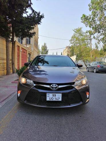 Avtomobillər - Azərbaycan: Toyota Camry 2.5 l. 2015 | 129000 km