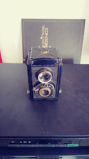 Антиквариат в Лебединовка: Антиквар фотоопарат брилиант немецкий трофей