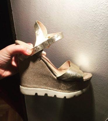Sandale , 38 br... 1800 dinara - Vranje