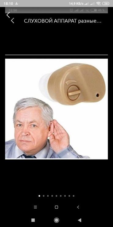 Невидимый слухавой аппарат внутри в Сокулук
