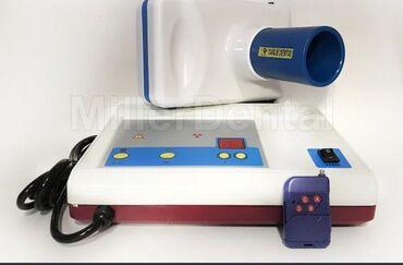 Медтовары - Токтогул: Продаю новый портативный рентген все комплекте:Защитный фартук,плюс