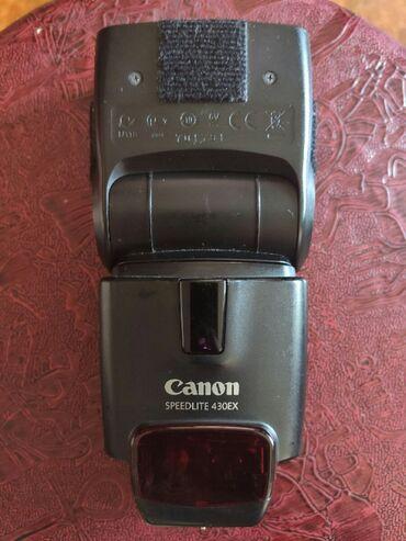 Canon 3 v 1 printer kseroks skaner - Кыргызстан: ПРОДАМ Вспышку Canon Speedlite 430EXВ комплекте только чехол. Цена