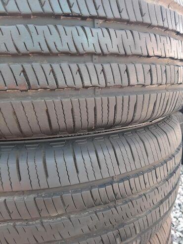 Шины и диски - Бренд: Kumho - Бишкек: 255/70/15 4шт. Состояние отличное 90%