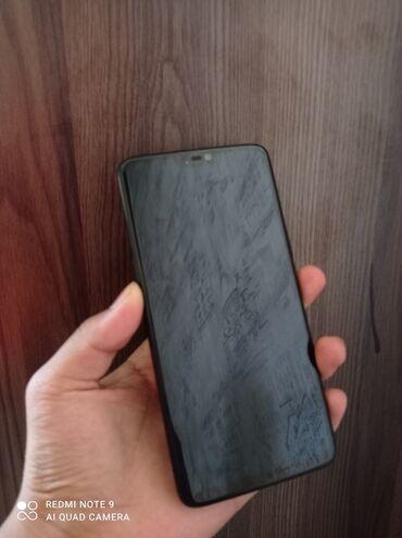 OnePlus - Кыргызстан: One plus 6 6/64 с коробкой нужно поменять дисплей! мощный телефон