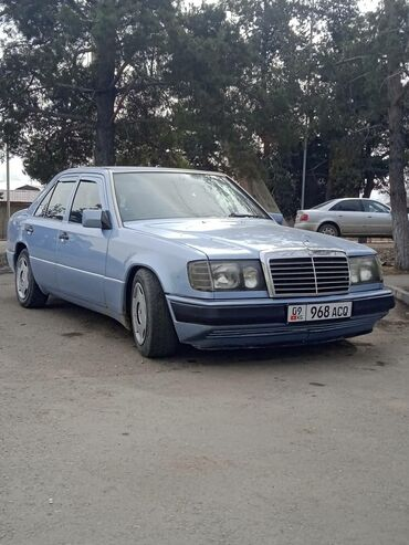 Mercedes-Benz W124 2.3 л. 1991 | 222222 км