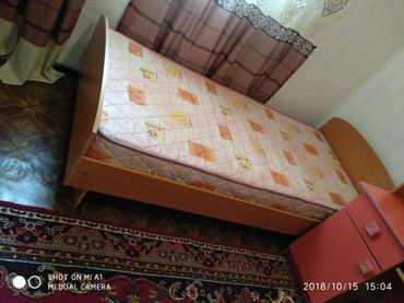 Срочно продаю одна спальную кровать в Кант