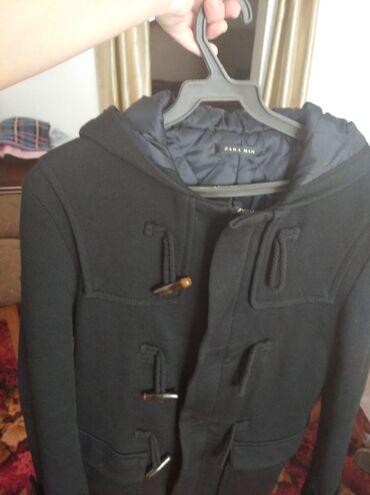 Пальто - Кок-Ой: Мужское пальто Zara. Турция состояние нового. Подарили, не подошёл