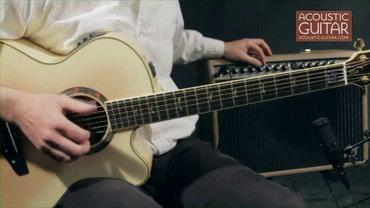 Bakı şəhərində Fender ACOUSTASONİC 150 akustik gitar ucun amfi