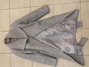 Пальто: Размер:40-42 Цвет:Бежевый  Производство: Турция