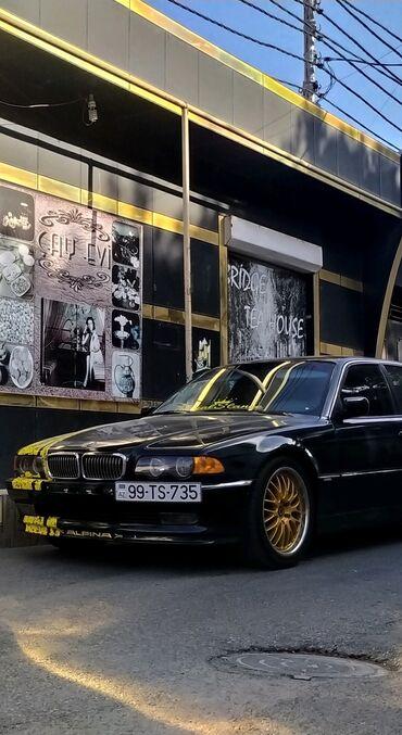 bmw m5 4 4 m dkg - Azərbaycan: BMW 7 series 4.4 l. 1998 | 126000 km