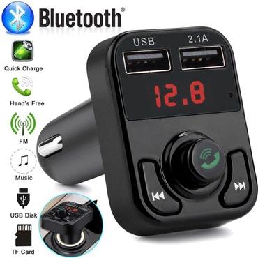 V2 - Car Kit Handsfree bežični Bluetooth FM predajnik LCD MP3 plejer - Kragujevac