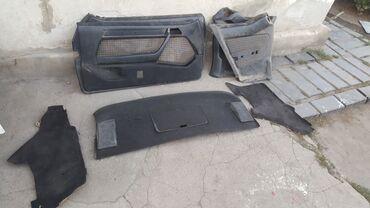 запчасти mercedes w124 в Кыргызстан: Много запчастей на мерседес w124! Салон на Mercedes купе 8.000 сом