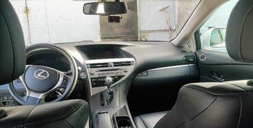 Lexus RX 3.5 л. 2012 | 95000 км