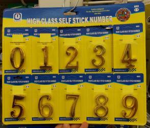 Brojevi za vas dom, obelezavanje broja kuce ili stana.  - Nis