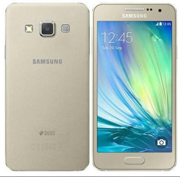 Б/у Samsung 16 ГБ Золотой в Кок-Ой