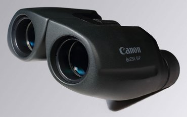 Продаю компактный бинокль canon 8x23a. в Бишкек