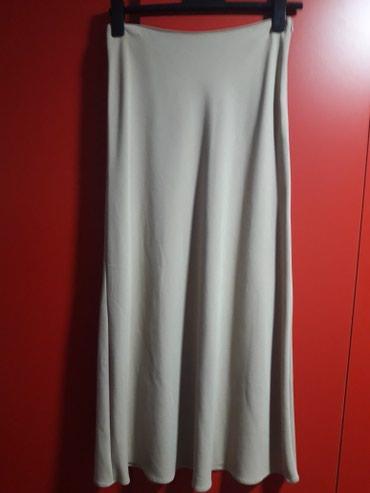 Suknja-duzina - Srbija: Suknja nova poluob.struka 39 duzina 102