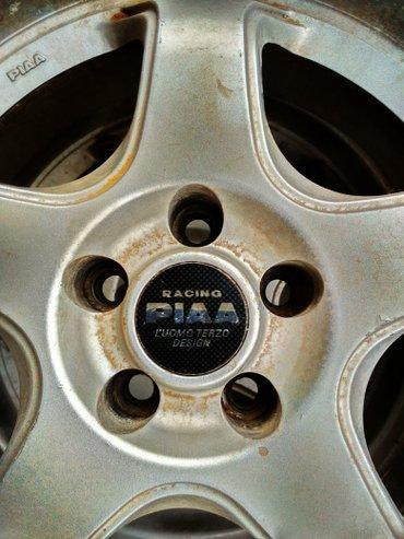 Диски литые R16 PIAA Racing 3шт (Forester). в Бишкек