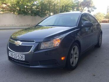 cruze - Azərbaycan: Chevrolet Cruze 1.4 l. 2012
