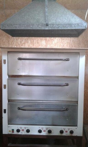 """""""Продаётся действующая мини-пекарня в 40тонном контейнере"""".Контейнер  в Бишкек"""