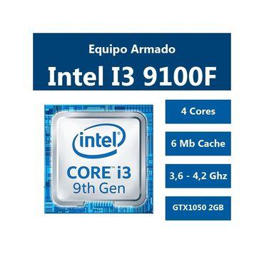 Процессор Core i3-9100f 4.1Ghz новый!2шт в наличии. Отличный