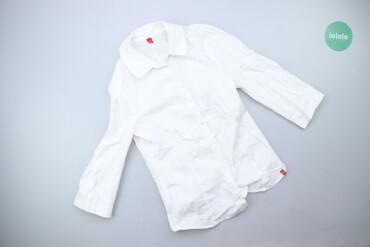 Жіноча сорочка з укороченими рукавами edc, p. S   Довжина: 63 см Ширин