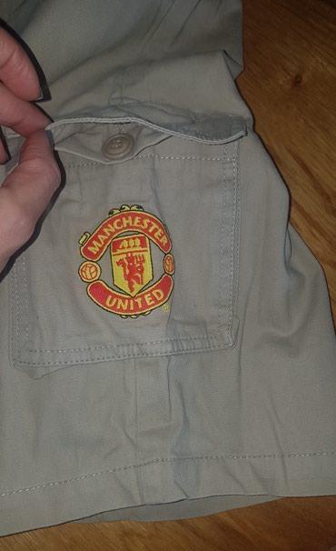 Manchester united kacket - Srbija: MANCHESTER united original sorts bermude safari model sa dzepovima sa