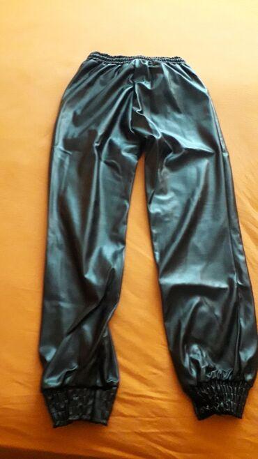 Pantalone kozne - Srbija: Move kozne pantalone vel. L