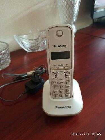 Продаю б/у телефон Panasonic в хорошем состоянии