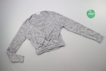 Жіночий светр з декором Love р. S   Довжина: 42 см Ширина плечей: 35 с
