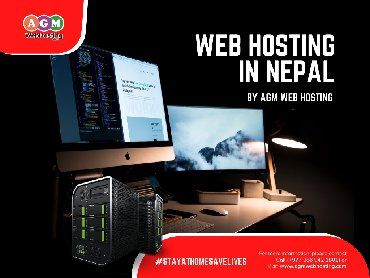 WEB HOSTING IN NEPAL BY AGM WEB HOSTING:AGM Web Hosting is the