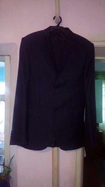 ОЧЕНЬ СРОЧНО !!! продаю новый молодежный   мужской костюм производство в Бишкек