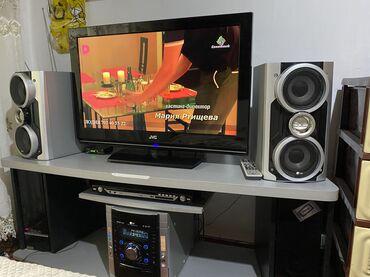 Продаю комплект (телевизор, музцентр, дивиди,)телевизор 32 LCD с