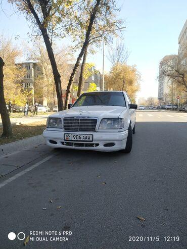 купить двигатель мерседес 124 2 5 дизель в Кыргызстан: Mercedes-Benz W124 2.5 л. 1994