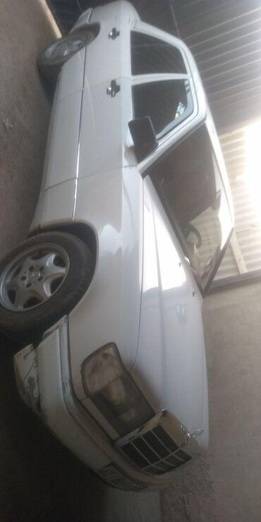 Автомобили - Кызыл-Суу: Mercedes-Benz W124 2 л. 1989