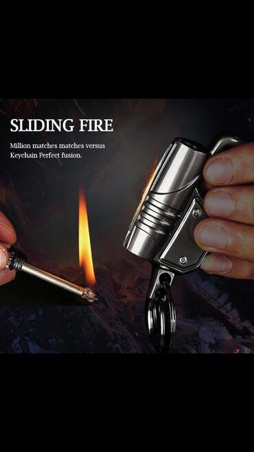 Вечная спичка, или же зажигалка которой можно поджигать более 10.000 т